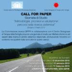 """Bologna: giornata di ricerca SIPPR """"Metodologia, processi e valutazione: percorsi nella ricerca sistemica"""""""