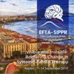 Il Visibile e l'invisibile: I confini del cambiamento in Terapia Familiare Sistemica (EFTA-SIPPR 11-14 Settembre 2019)